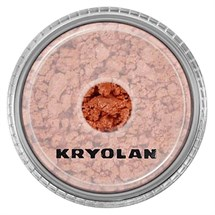 Kryolan Loose Satin Powder - Pink Blush
