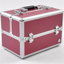 San Remo Beauty Case - Rose Pink