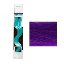 Balmain Balmain Fill-In Extensions Straight Fibre (10 pcs) 45cm - Purple