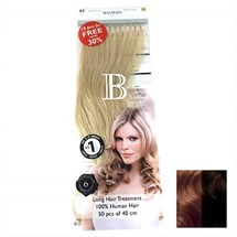 Balmain Fill-In 100% Human Hair Extensions (50pcs) 40cm - 12-6