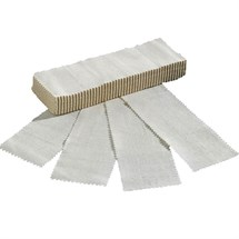 Econo Fabric Waxing Strips (Pack of 100)