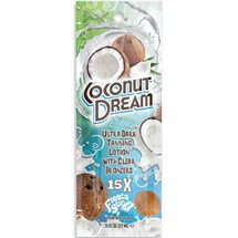 Fiesta Sun Tanning Lotion 22ml Sachet - Coconut Dream