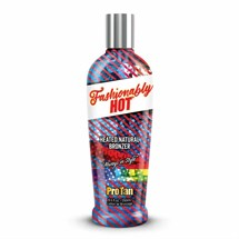 Pro Tan Fashionably Hot 250ml