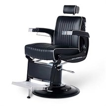Takara Belmont Apollo 2 Elite Barber Chair - Gloss Black Base
