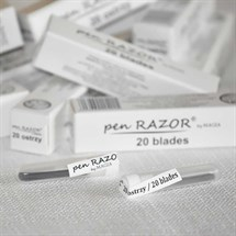 Magia Pen Razor - Replacement Blades