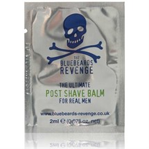 The Bluebeards Revenge Post Shave Balm Sachet 2ml