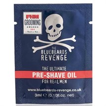 The Bluebeards Revenge Pre-Shave Oil Sachet