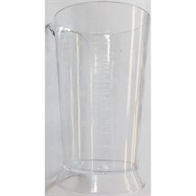 La-Brasiliana Measuring Cup 125ml - Clear