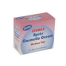 Sterex Apres Cosmetic Cream Medium Tint (10 x 30ml)