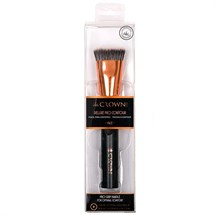 Crown Deluxe Pro Contour Face Brush