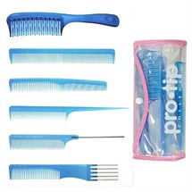 Pro -Tip College Comb Kit - Blue