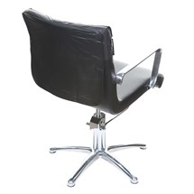 Crewe Orlando Chair Back Cover - Black 24 inch