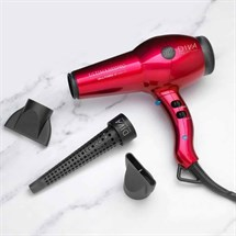 Diva Ultima 5000 PRO Dryer - Red