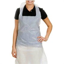 DEO Disposable Aprons (pack of 100)