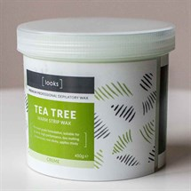 Looks Wax 450g - Tea Tree