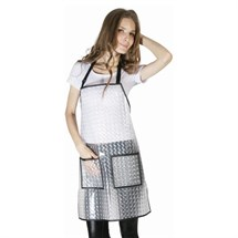 Dream PVC Apron - 3D Dots Design