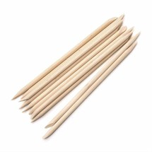 Hi Brow Orange Sticks Pk25