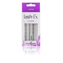 Lash FX Soft Mink Cluster Lashes - Medium
