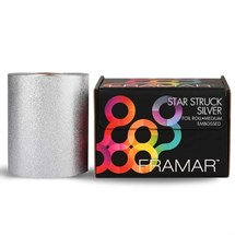 Framar Star Struck Silver Embossed Foil - Medium 320ft