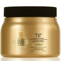 L'Oréal Professionnel Mythic Oil Masque 500ml - For Fine Hair