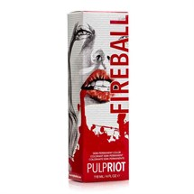 Pulp Riot Semi Permanent 118ml - Fireball