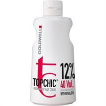 Goldwell Topchic Cream Developer Lotion 1 Litre - 12%