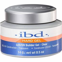 Ibd Led/uv Builder Gel Clear 0.5oz