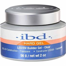Ibd Led/uv Builder Gel Clear 2oz