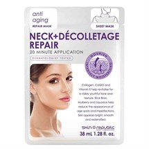 Skin Republic Neck & Décolletage Repair Mask 38ml