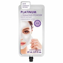 Skin Republic Platinum + Diamond Powder Peel-Off Face Mask