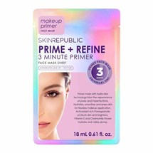 Skin Republic Prime & Refine Sheet Mask