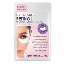 Skin Republic Retinol Under Eye Mask (3 Pack)