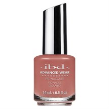 Ibd Advanced Wear Lacquer 14ml - Mauve Over
