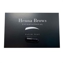 Henna Brows International Patch Test Kit