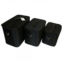 Head Jog Equipment Case - Set of 3