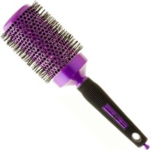 Head Jog 90 Ceramic Ionic Purple Radial Brush (50mm)
