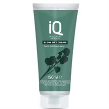IQ Intelligent Haircare Blow Dry Cream 150ml