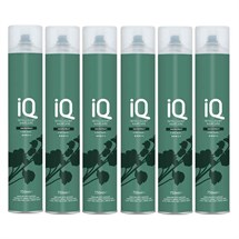 IQ Intelligent Haircare Hairspray 750ml - 6 Pack