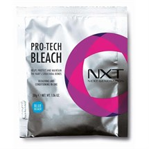 NXT Pro Tech Bleach 30g Sachet - Blue