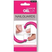 Salon System Gellux Nail Guard Trial Pack - 54 tabs