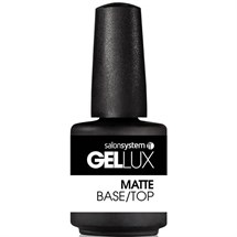 Salon System Gellux 15ml - Matte Base/Top Coat