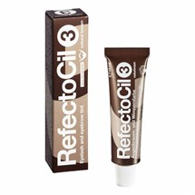 RefectoCil Lash & Brow Tint 3 - Natural Brown 15ml