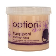 Hive Options Creme Wax 425g - Frangipani