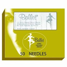 HOF Ballet Needle Gold No 003 - Pk50
