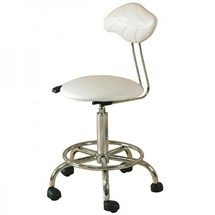 HOF Therapist Support Stool with Backrest (EQU/71)