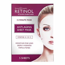 HOF Retinol Anti-Aging 15 Minute Mask (5 pack)