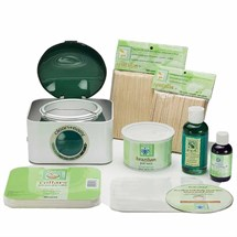 Clean+Easy Brazilian Wax Kit - 240V