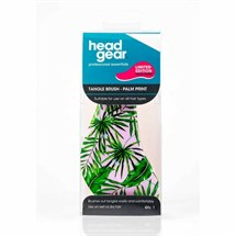 Head Gear Palm Print Tangle Brush