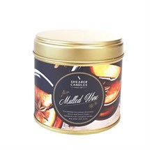NXT Mulled Wine Candle
