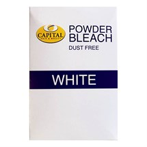 Capital Dust Free Bleach 400g - White